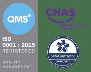 QMS - SafeContractor Logo x3